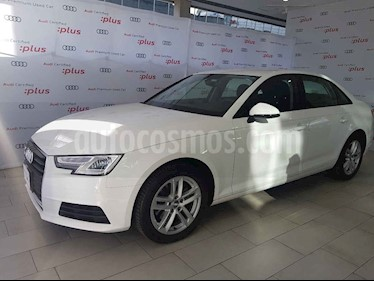 Audi A4 2.0 TFSI 190hp Dynamic S tronic usado (2019) color Blanco precio $495,000