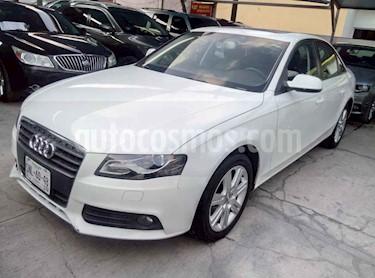 Audi A4 2.0L T Luxury S-Tronic Quattro usado (2011) color Blanco precio $219,900