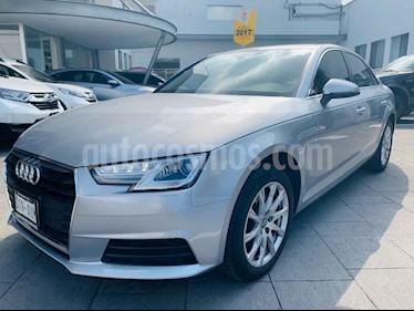Audi A4 2.0 T Dynamic (190hp) usado (2017) color Plata precio $379,000