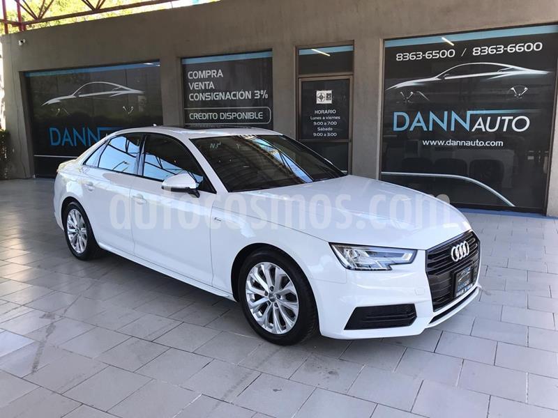 Audi A4 2.0 T S Line (190hp) usado (2018) color Blanco precio $439,000