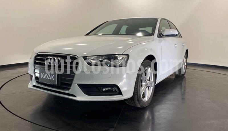Audi A4 1.8L T Trendy  usado (2014) color Blanco precio $234,999