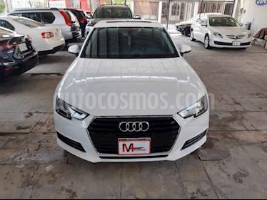 Audi A4 2.0 T Select Quattro (252hp) usado (2017) color Blanco precio $399,000