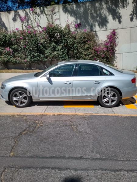 Audi A4 2.0L T Luxury usado (2013) color Plata precio $190,000