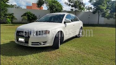 Audi A4 1.8L T Luxury Tiptronic usado (2007) color Blanco precio $95,000