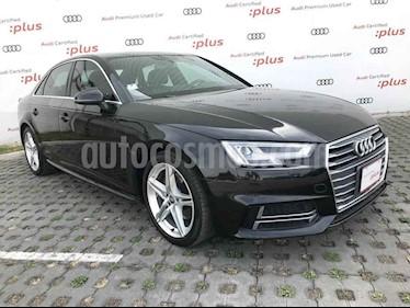Audi A4 2.0 T S Line (190hp) usado (2017) color Negro precio $378,001