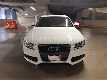 Audi A4 2.0L T Sport Multitronic usado (2012) color Blanco precio $195,999