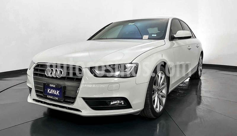 Audi A4 3.0L TFSI Sport S-Tronic Quattro  usado (2014) color Blanco precio $269,999