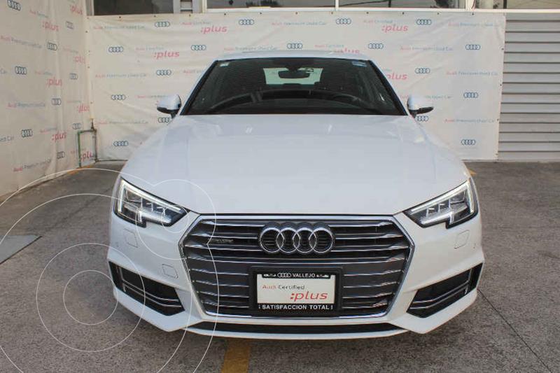 Foto Audi A4 2.0 T S Line (190hp) usado (2017) color Blanco precio $455,000