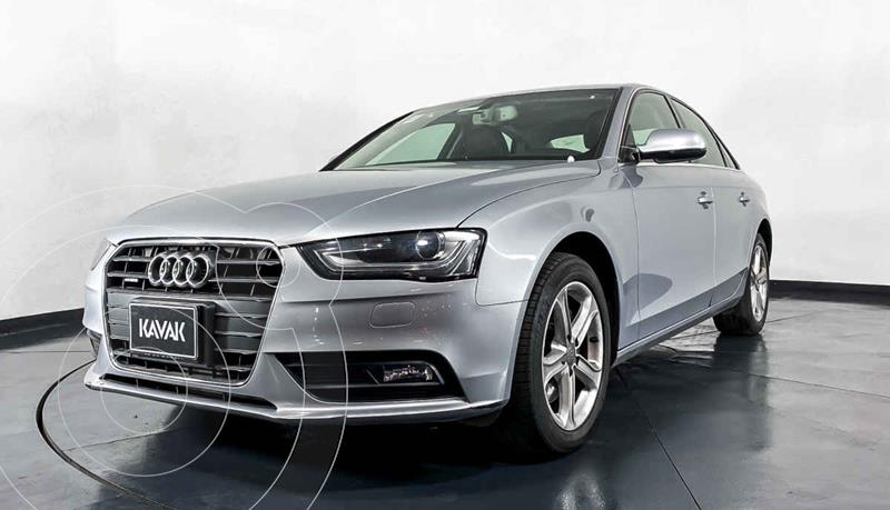 Foto Audi A4 3.0L TFSI Elite S-Tronic Quattro usado (2014) color Plata precio $282,999