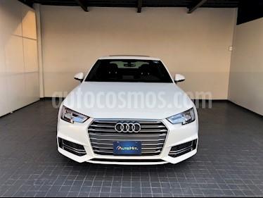Audi A4 2.0L T S Line (200hp) usado (2017) color Blanco precio $434,000