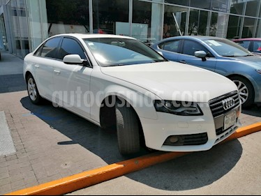 Audi A4 1.8L T Trendy Plus Multitronic usado (2010) color Blanco precio $139,000