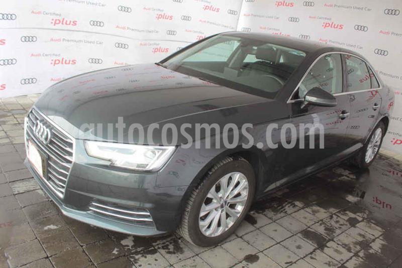 Audi A4 40 TFSI Select usado (2018) color Gris precio $440,000