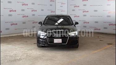 Audi A4 2.0 T Select Quattro (252hp) usado (2017) color Negro precio $445,000