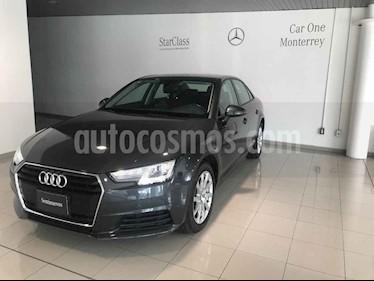 Audi A4 2.0 T Select (190hp) usado (2017) color Gris precio $420,000