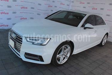 Audi A4 2.0 T S Line (190hp) usado (2017) color Blanco precio $475,000