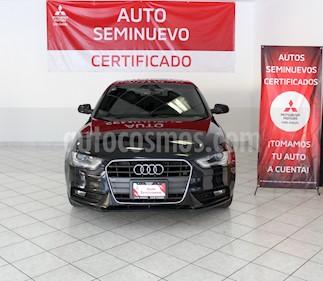 Audi A4 1.8L T Trendy usado (2013) color Negro Phantom precio $205,000