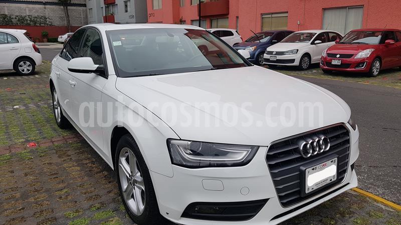 Audi A4 1.8 T FSI Sport (170hp) usado (2013) color Blanco precio $205,000