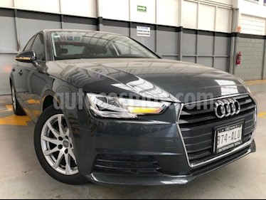 Audi A4 4P DYNAMIC L4/2.0/T AUT usado (2017) color Gris precio $379,000