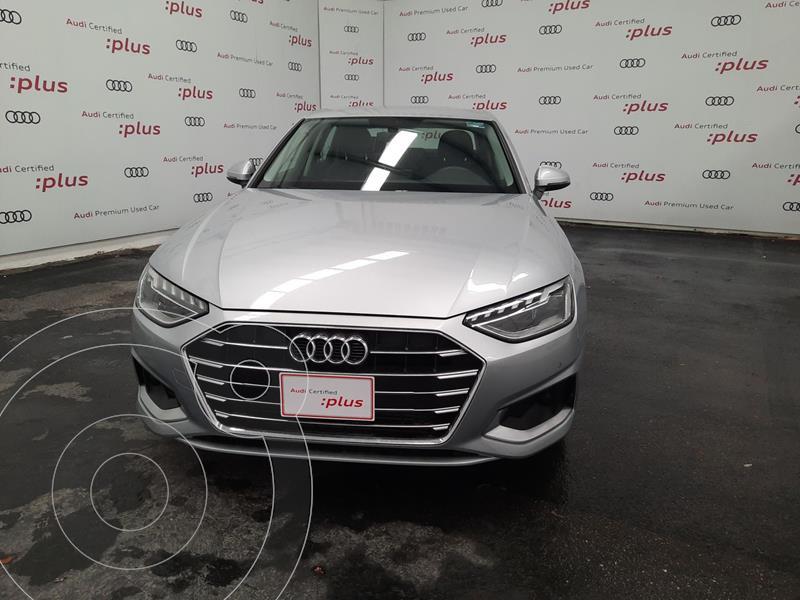 Foto Audi A4 40 TFSI Select  usado (2021) color Plata precio $795,500