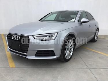 Audi A4 4P SELECT L4/2.0/T AUT usado (2017) color Plata precio $385,000