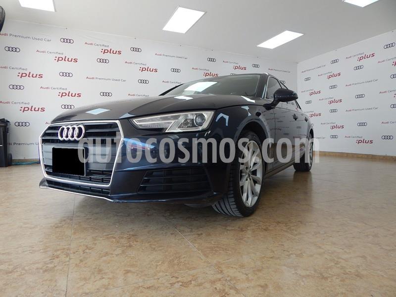 Audi A4 2.0 T Dynamic (190hp) usado (2018) color Azul Oscuro precio $360,000