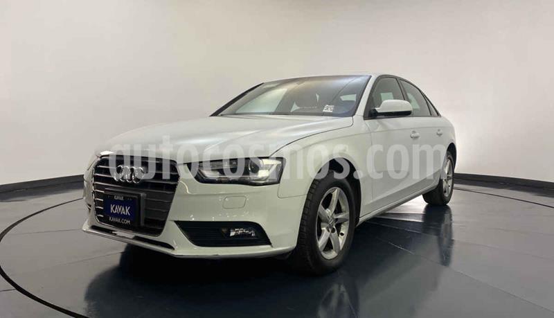 Audi A4 1.8 T Sport (170hp) usado (2016) color Blanco precio $312,999