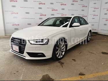 Audi A4 1.8 T FSI Sport (170hp) usado (2016) color Blanco precio $260,000