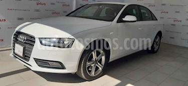 Audi A4 2.0L T Trendy Multitronic (200hp)  usado (2016) color Blanco precio $280,000