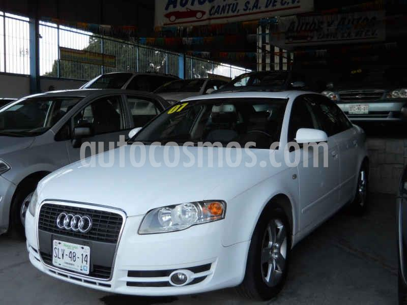 Audi A4 2.0L T Trendy Multitronic (200hp)  usado (2007) color Blanco precio $110,000