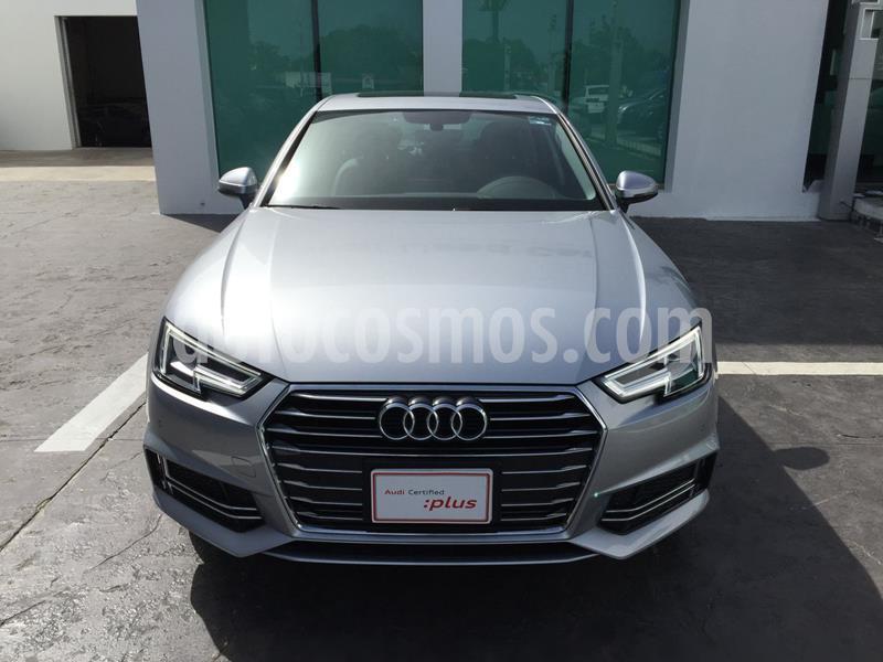 Audi A4 2.0 T Select (190hp) usado (2019) color Plata precio $550,111