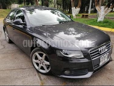 Audi A4 4P TRENDY PLUS 2.0T 211 HP TA PIEL usado (2009) color Gris precio $124,000