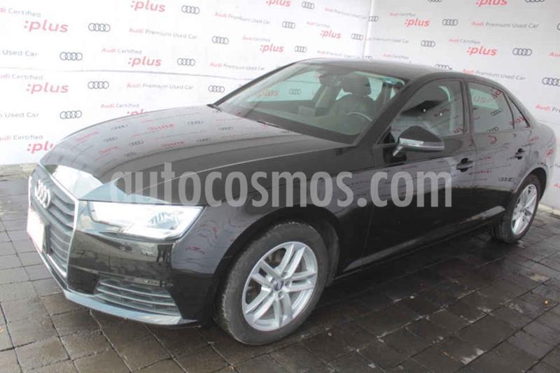 Audi A4 2.0 T Dynamic (190hp) usado (2018) color Negro precio $380,000