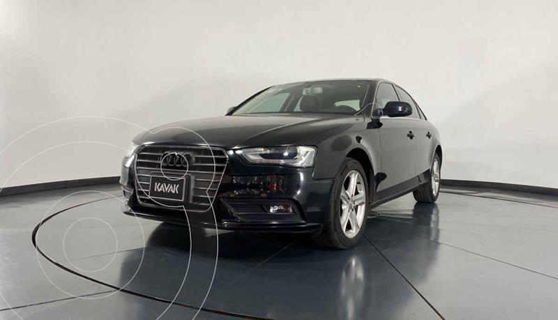 Foto Audi A4 2.0L T Trendy Multitronic usado (2013) color Blanco precio $234,999
