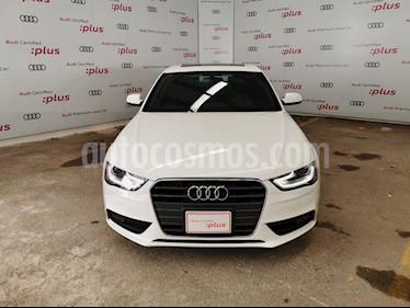 Audi A4 1.8 T FSI Sport (170hp) usado (2016) color Blanco precio $280,000