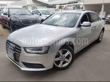 Audi A4 4p Trendy Plus L4/2.0/T Aut usado (2014) color Plata precio $230,000
