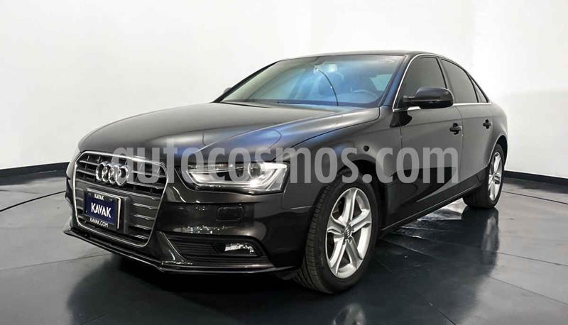 Audi A4 3.0L TFSI Elite S-Tronic Quattro usado (2013) color Negro precio $239,999