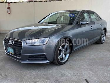 Audi A4 2.0 T Dynamic (190hp) usado (2018) color Gris precio $339,900