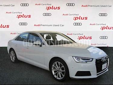 Audi A4 4p Select L4/2.0/T Aut Quattro usado (2017) color Blanco precio $490,000