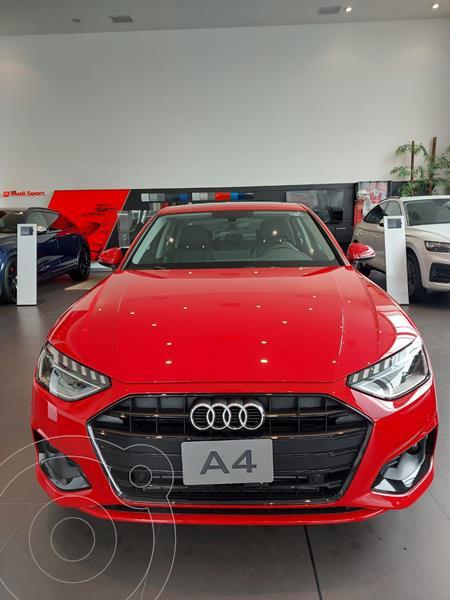 Foto Audi A4 40 TFSI Select  nuevo color Rojo Tango precio $792,500