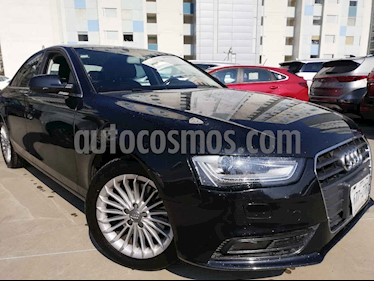 Audi A4 2.0L T Trendy Plus Multitronic usado (2014) color Negro precio $235,000