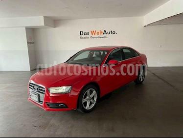 Audi A4 2.0L T Trendy (200hp) usado (2014) color Rojo precio $231,000