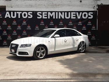 Audi A4 2.0 T S Line (190hp) usado (2012) color Blanco precio $195,000