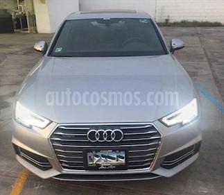 Audi A4 2.0 T S Line Quattro (252hp) usado (2017) color Plata precio $520,000