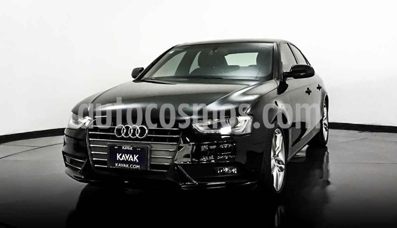 Audi A4 1.8 T Sport (170hp) usado (2015) color Negro precio $300,000