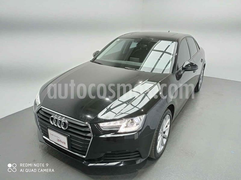 Audi A4 40 TFSI Select (190hp) usado (2017) color Negro precio $395,000