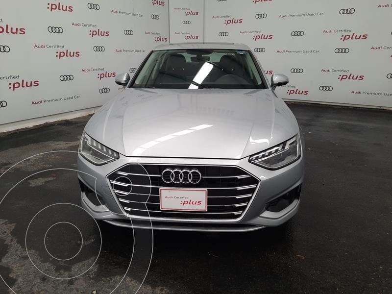 Foto Audi A4 40 TFSI Select  usado (2021) color Plata precio $781,700