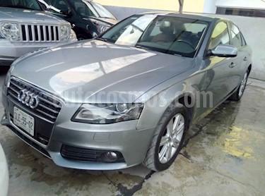 Audi A4 1.8L T Luxury Multitronic (190hp) usado (2010) color Gris precio $199,900