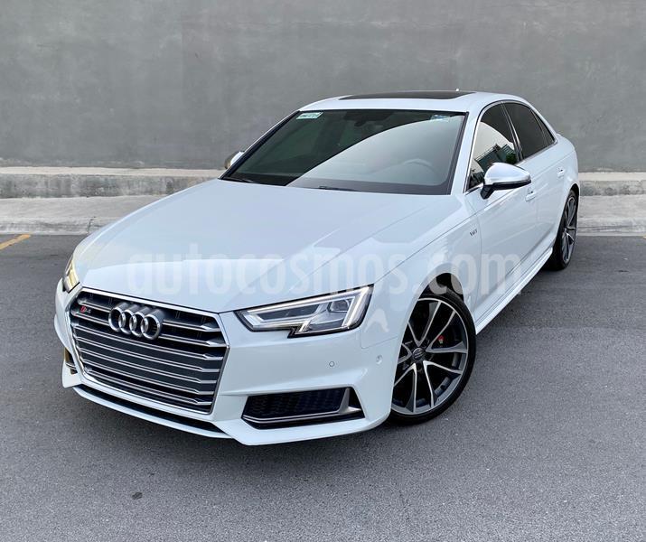Audi A4 3.0L TFSI Sport S-Tronic Quattro  usado (2018) color Blanco precio $790,000