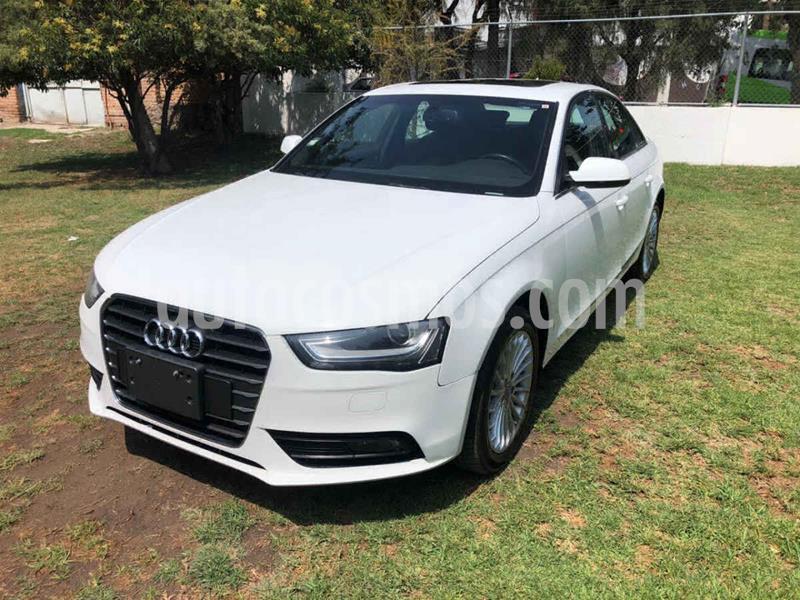 Audi A4 2.0L T Luxury usado (2013) color Blanco precio $228,000