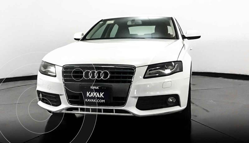 Foto Audi A4 1.8L T Trendy Plus Multitronic usado (2011) color Blanco precio $164,999